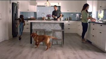 The Home Depot TV Spot, 'Unexpected: Home Decorators Disher Oak 8mm Laminate' - Thumbnail 9