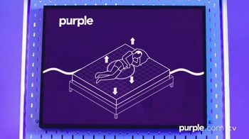 Purple Mattress TV Spot, 'Try It: Free Purple Product' - Thumbnail 2