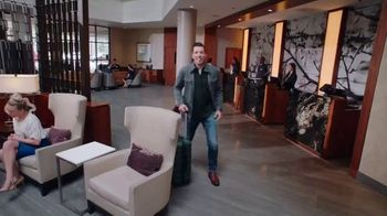Embassy Suites Hotels TV Spot, 'Sweet Stays' Featuring Jonathan Scott - Thumbnail 1