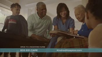 Kindred Healthcare Hospice TV Spot, 'Rose'