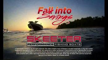 Skeeter Boats Fall Into Savings TV Spot, 'Set the Standard' - Thumbnail 10