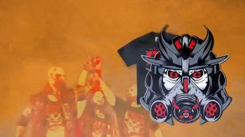 WWE Shop TV Spot, 'Bring the Action: $12 Tees' Song by SATV Music