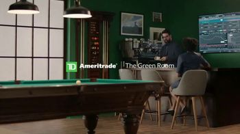 TD Ameritrade TV Spot, 'Green Room: Know What You Pay to Trade' - Thumbnail 1