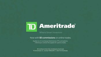 TD Ameritrade TV Spot, 'Green Room: Know What You Pay to Trade' - Thumbnail 10