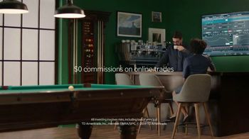 TD Ameritrade TV Spot, 'Green Room: Know What You Pay to Trade' - Thumbnail 9