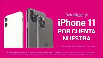 T-Mobile TV Spot, 'Señal: llegó el iPhone 11' canción de Aerosmith [Spanish] - Thumbnail 6