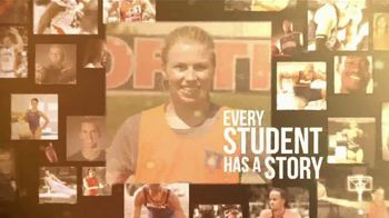 Big Ten Conference TV Spot, 'Faces of the Big Ten: Sarah Warren' - Thumbnail 2