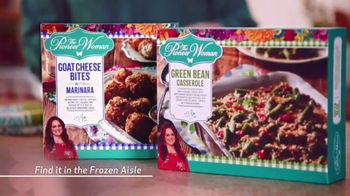 The Pioneer Woman Frozen Meals TV Spot, 'Goat Cheese Bites and Green Bean Casserole' Featuring Ree Drummond - Thumbnail 10