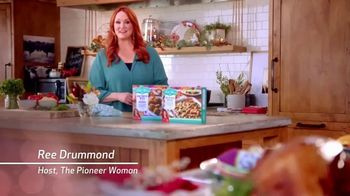 The Pioneer Woman Frozen Meals TV Spot, 'Goat Cheese Bites and Green Bean Casserole' Featuring Ree Drummond - Thumbnail 2