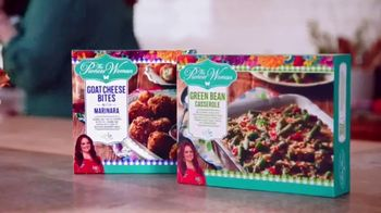 The Pioneer Woman Frozen Meals TV Spot, 'Goat Cheese Bites and Green Bean Casserole' Featuring Ree Drummond