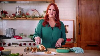 The Pioneer Woman Frozen Meals TV Spot, 'Goat Cheese Bites and Green Bean Casserole' Featuring Ree Drummond - 622 commercial airings