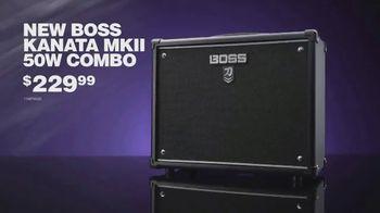 Guitar Center Guitar-A-Thon Sale TV Spot, 'Helix Pedal and Boss Amp' - Thumbnail 7