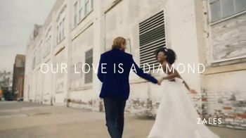 Zales TV Spot, \'Our Love Is a Diamond\'
