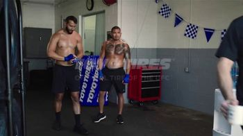 Toyo Tires TV Spot, 'Toughness' Featuring Francis Ngannou, Dominick Reyes, Anthony Pettis and Forrest Griffin - Thumbnail 10