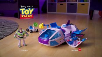 Toy Story Star Command Spaceship TV Spot, 'Base Camp' - Thumbnail 9