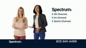 Spectrum TV + Internet TV Spot, 'Comparison Speeds & Sports: DIRECTV' - Thumbnail 3