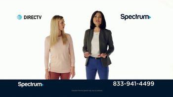 Spectrum TV + Internet TV Spot, 'Comparison Speeds & Sports: DIRECTV' - Thumbnail 5