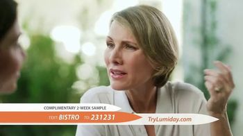 Lumiday Radiance Within TV Spot, 'You Don't Age'