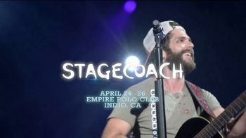2020 Stagecoach Festival TV Spot, 'Get Tickets Now'