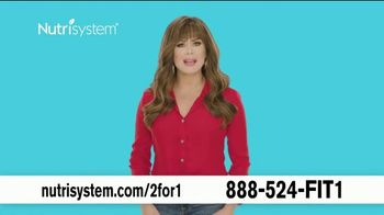 Nutrisystem Personal Plans Two for One Sale TV Spot, 'People Are Different' Featuring Marie Osmond - 149 commercial airings