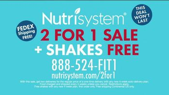 Nutrisystem Personal Plans Two for One Sale TV Spot, 'People Are Different' Featuring Marie Osmond - Thumbnail 9