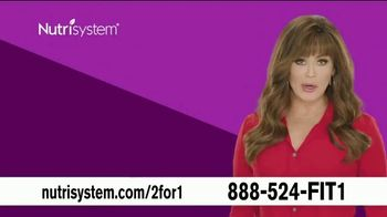 Nutrisystem Personal Plans Two for One Sale TV Spot, 'People Are Different' Featuring Marie Osmond