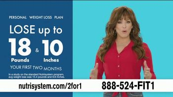 Nutrisystem Personal Plans Two for One Sale TV Spot, 'People Are Different' Featuring Marie Osmond - Thumbnail 3