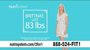 Nutrisystem Personal Plans Two for One Sale TV Spot, 'People Are Different' Featuring Marie Osmond - Thumbnail 6