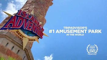 Universal Orlando Resort TV Spot, \'This Is Universal: Third Park Free\'