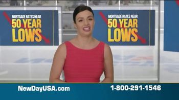 NewDay USA VA Streamline Refi Loan TV Spot, 'One Call Can Save You $2000'