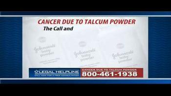 Guardian Legal Network TV Spot, 'Ovarian Cancer Due to Talcum Powder' - Thumbnail 7