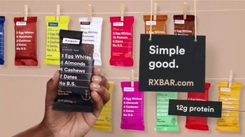 RXBAR TV Spot, 'Simple Good: Chocolate Sea Salt'