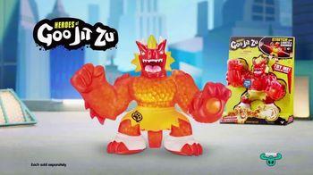 Heroes of Goo Jit Zu Supagoo Blazagon TV Spot, 'Giant Blazagon' - Thumbnail 9