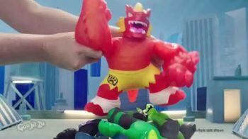 Heroes of Goo Jit Zu Supagoo Blazagon TV Spot, 'Giant Blazagon' - Thumbnail 8