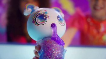 Goo Goo Galaxy Slurp 'N' Slime Goo Drop Doll Bowie Beamheart TV Spot, 'Create Your Own Glitter Goo'