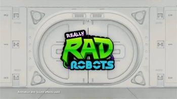 Really Rad Robots Turbo Bot TV Spot, 'Rad Ways to Play' - Thumbnail 1