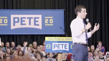 Pete For America TV Spot, 'Recruit: Pete Buttigieg for President' - 2 commercial airings