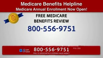 Open Choice Medicare Benefits Helpline TV Spot, 'Additional Medicare Covered Benefits' - Thumbnail 6