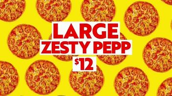 Papa Murphy's Zesty Pepp Pizza TV Spot, 'Zing: $12' - Thumbnail 4