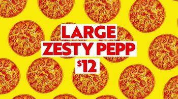 Papa Murphy's Zesty Pepp Pizza TV Spot, 'Zing: $12' - Thumbnail 5