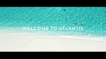 Atlantis TV Spot, 'Welcome' Song by Grace Mesa - Thumbnail 1