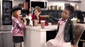 LG InstaView Refrigerator TV Spot, 'Be a Baller' Song by The Heavy