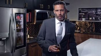 LG InstaView Refrigerator TV Spot, 'Be a Baller' Song by The Heavy - Thumbnail 2
