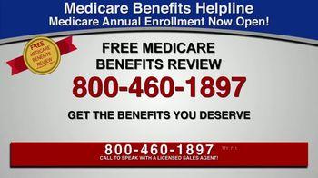 Medicare Benefits Helpline TV Spot, 'Additional Benefits: Enrollment'