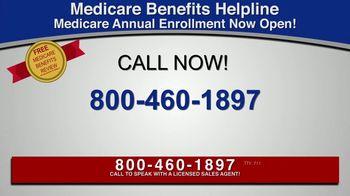 Medicare Benefits Helpline TV Spot, 'Additional Benefits: Enrollment' - Thumbnail 3