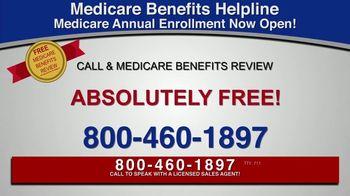 Medicare Benefits Helpline TV Spot, 'Additional Benefits: Enrollment' - Thumbnail 5