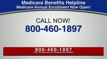 Medicare Benefits Helpline TV Spot, 'Additional Benefits: Enrollment' - Thumbnail 8