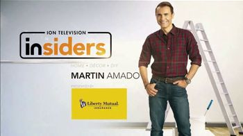 Liberty Mutual TV Spot, 'Ion Television: Animal Lover' Featuring Martin Amado - 11 commercial airings