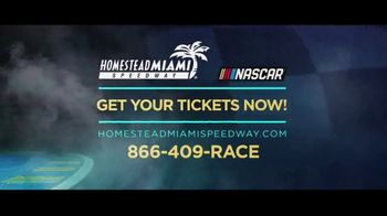Homestead-Miami Speedway Championship Weekend TV Spot, 'Supercharge Your Senses' - Thumbnail 6
