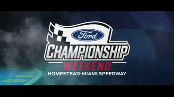 Homestead-Miami Speedway Championship Weekend TV Spot, 'Supercharge Your Senses' - Thumbnail 1
